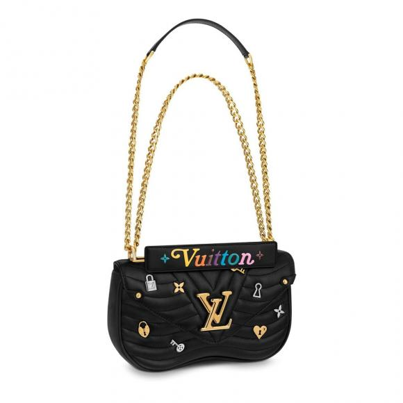 Louis-Vuitton-Lock-Lock-MM-Chain-Bag