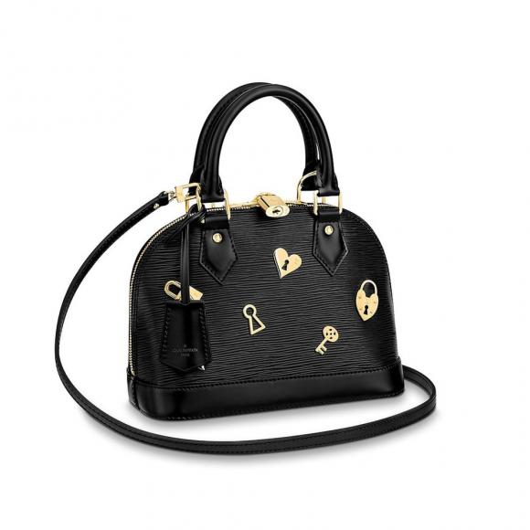 Louis-Vuitton-Love-Lock-Epi-Leather