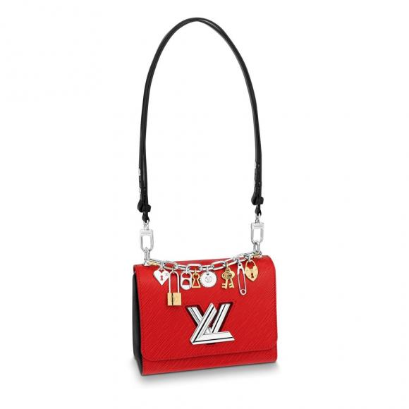 Risultati immagini per Just the fashion element to begin 2019 with – take a look at Louis Vuitton's Love Lock Capsule Collection of bags foto