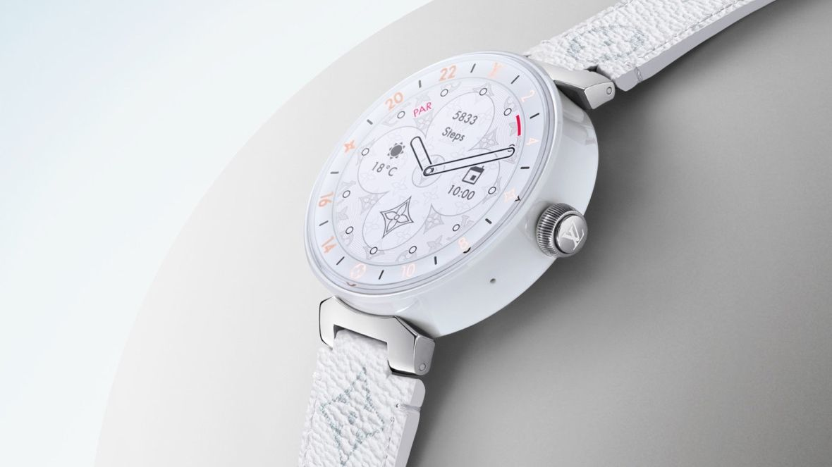 The 2019 Louis Vuitton Tambour Horizon is the digital watch you may fall in love with -