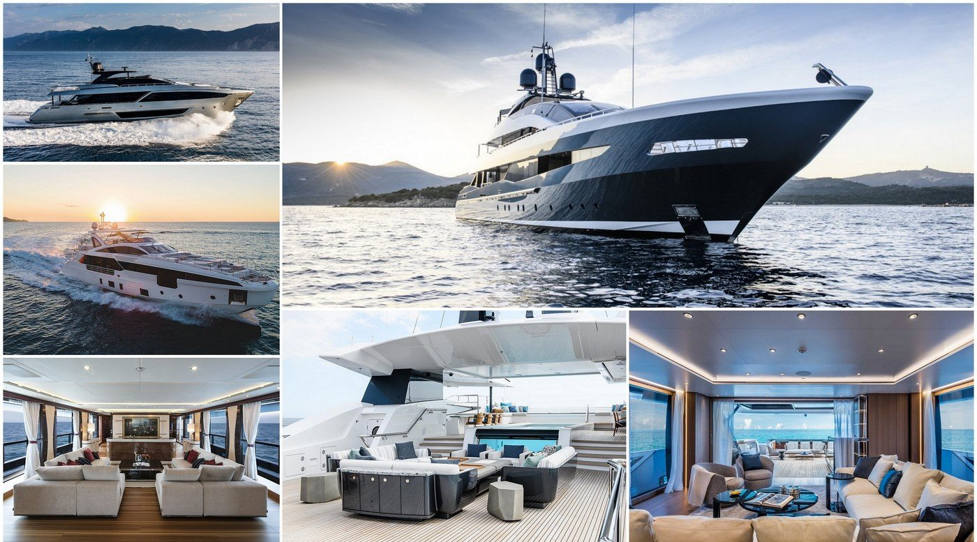 Take a look inside the best superyachts of 2019