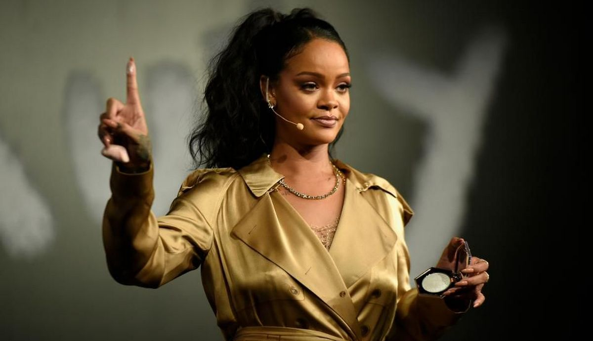 LVMH may get its first black female designer, and its none other than Rihanna