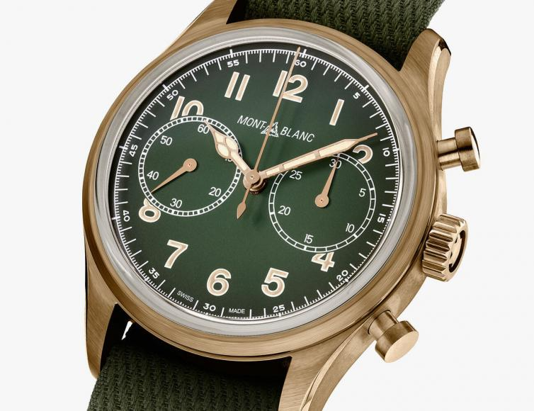 SIHH-2019-Montblanc-1858-Bronze-1858-Automatic-Chronograph-Limited-Edition
