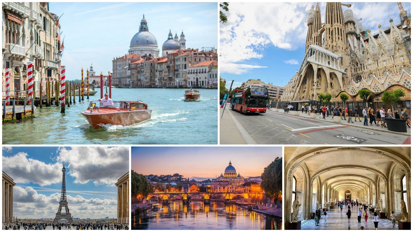 From Rome's Colosseum to the Statue of Liberty – According to Tripadvisor these are the 10 most popular attractions of 2018