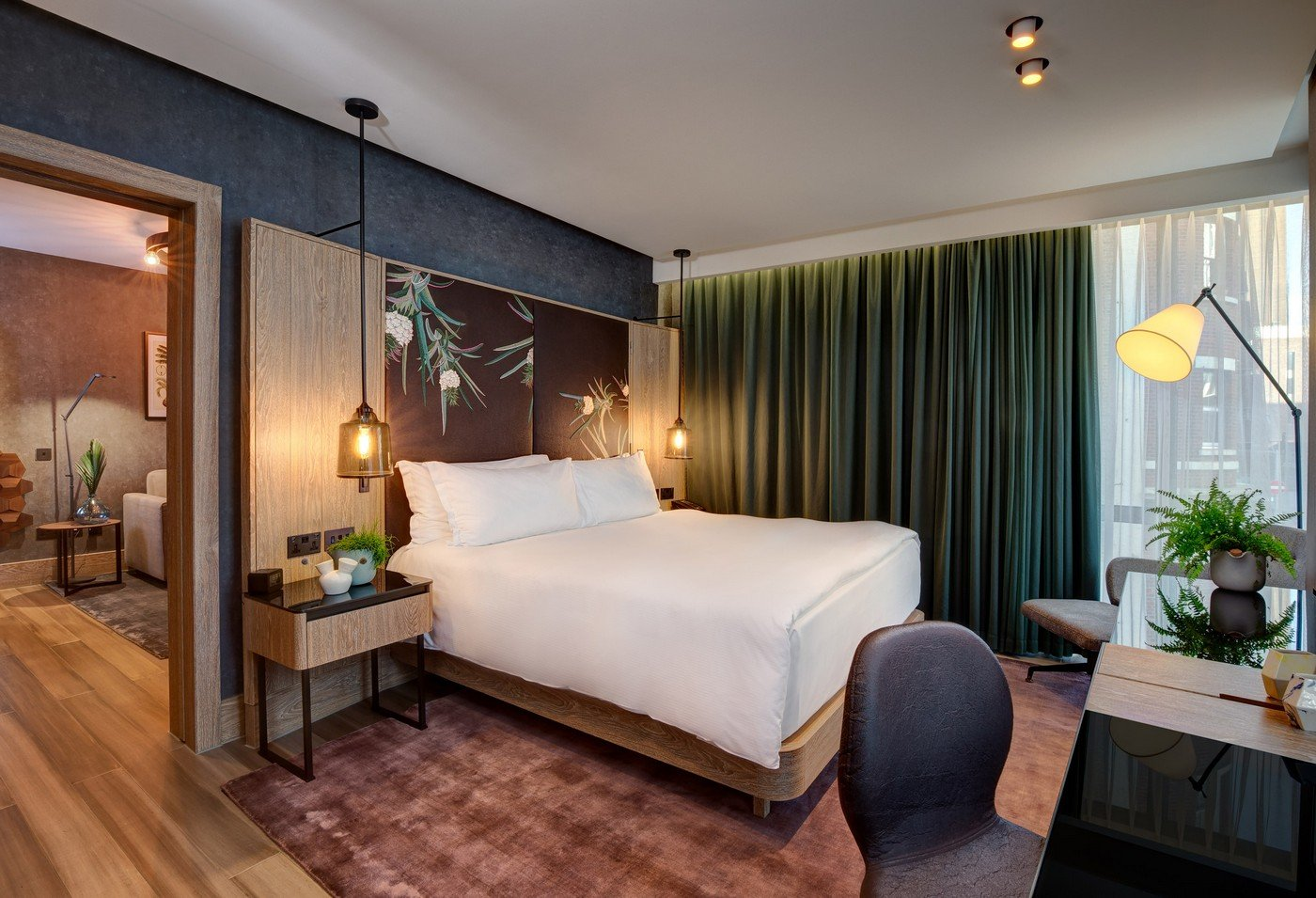 The Worlds First Vegan Hotel Suite Is Now Available For Booking At The Hilton London