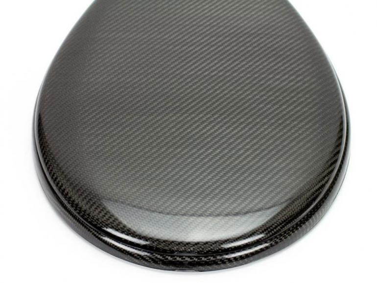 Carbon Fiber Toilet Seat.Not Just Your Supercar Now You Can Get Your Toilet Seat In