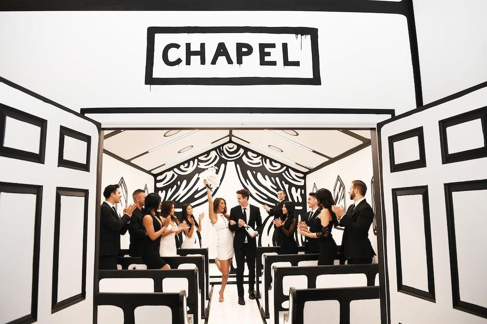 Is this the most Instagrammable chapel in the world?