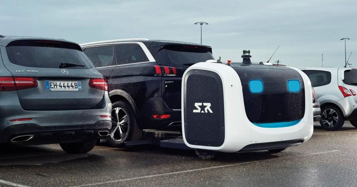 Valets are passé - London's Gatwick airport to get autonomous robots that will park the car for you -