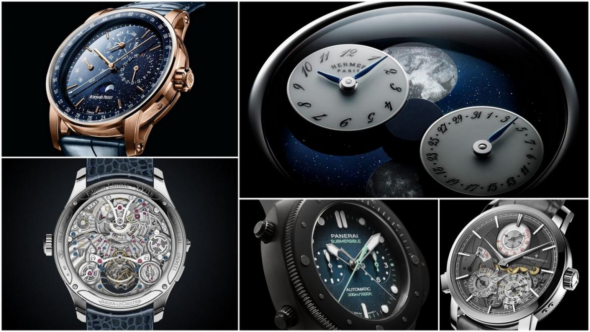Here Are The 11 Best Men S Watches At Sihh 2019