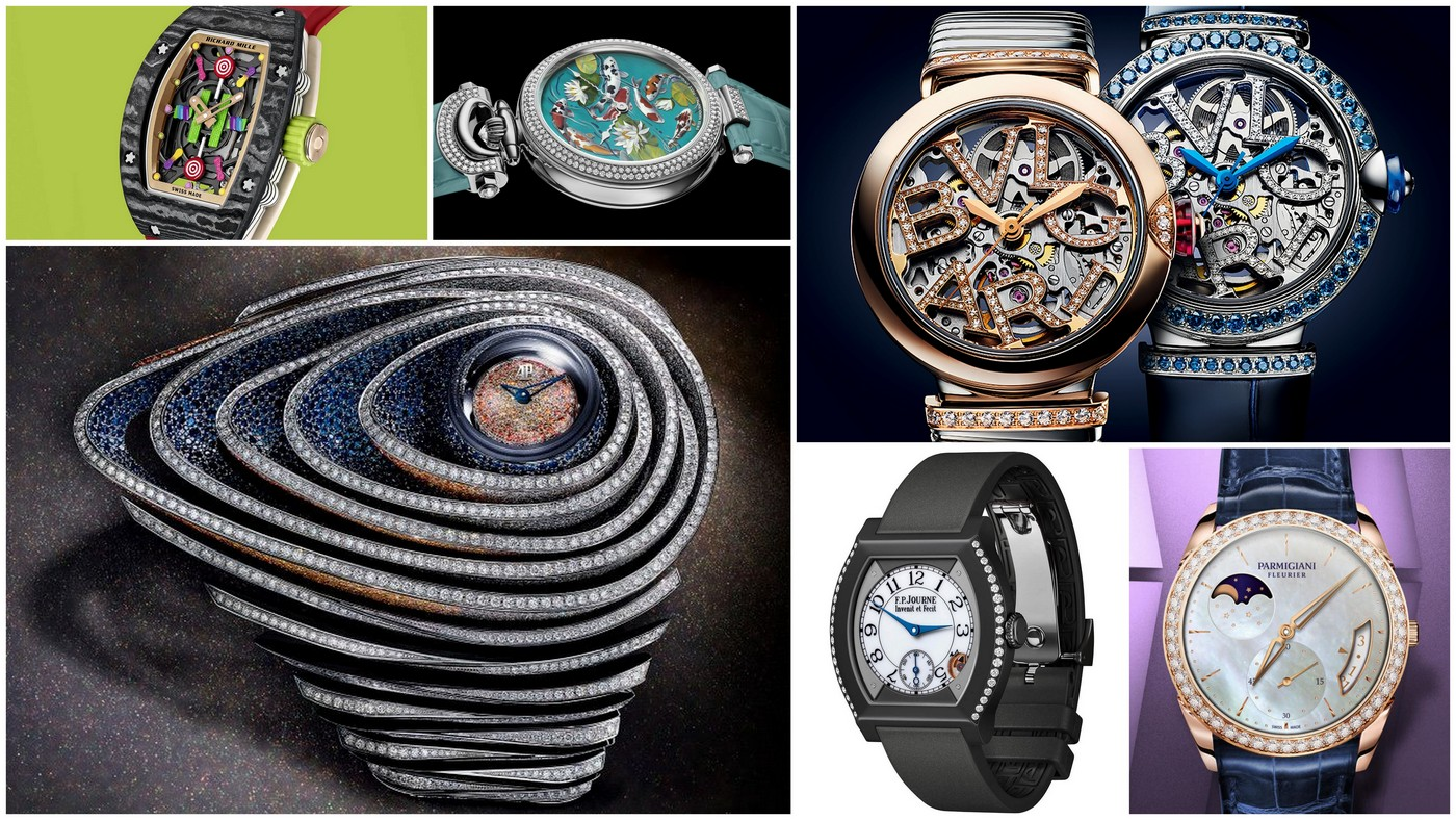 Here are the 11 best womens watches from sihh 2019 for Celebrity watches 2019 women