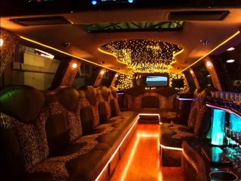 The Mother Of All Stretched Limo S This One Has 26