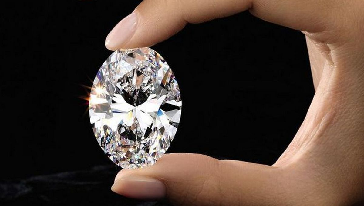 88 22 Carat Diamond To Go Under The Hammer At Sotheby S