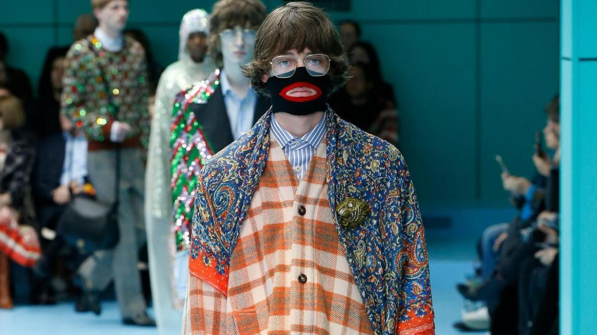 Gucci S Backlava Jumper Tangled In Racism Web
