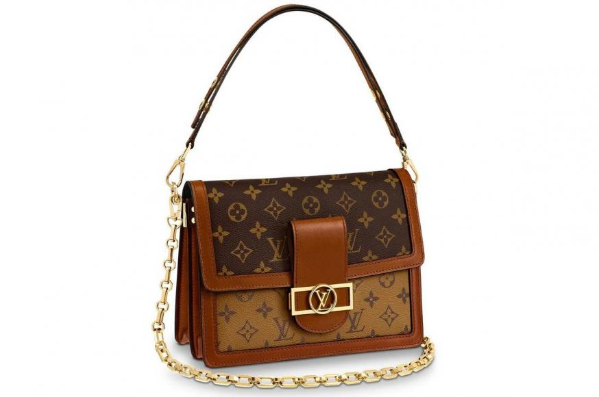 Louis Vuitton Dauphine Bag (2)