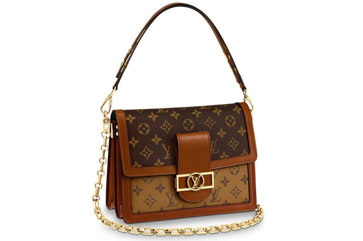 e9c12749eed92 LL Armcandy of the Week  Louis Vuitton Dauphine Bag