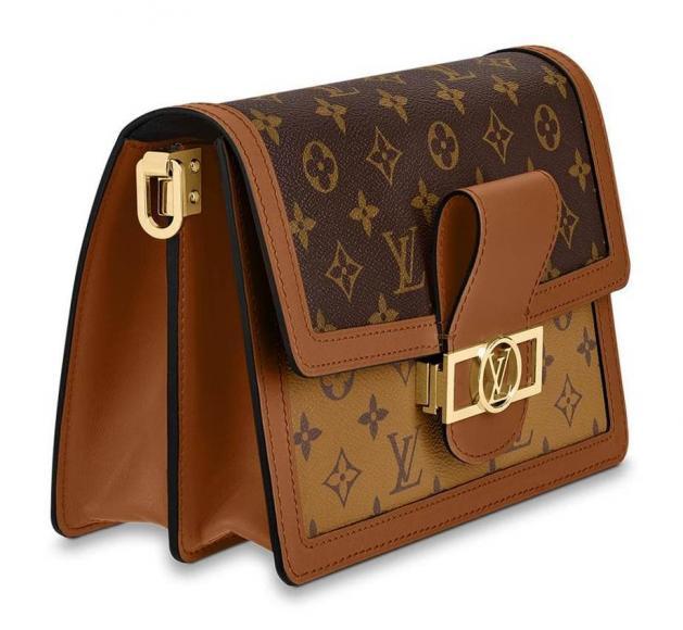 Louis Vuitton Dauphine Bag (3)