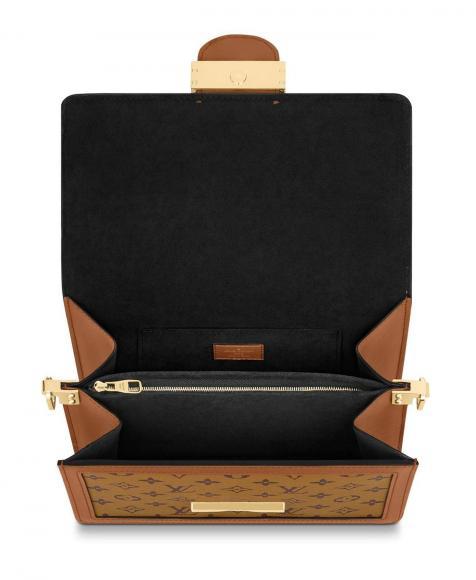 Louis Vuitton Dauphine Bag (4)