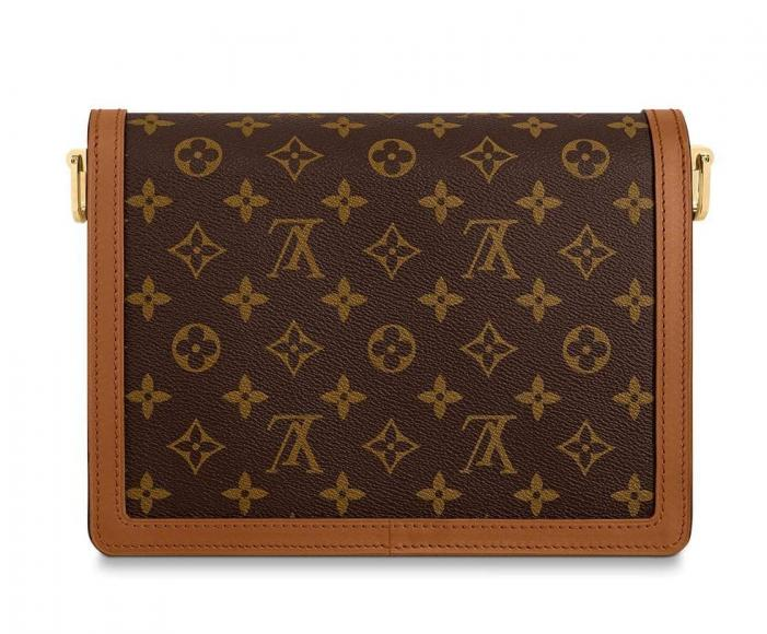 Louis Vuitton Dauphine Bag (5)