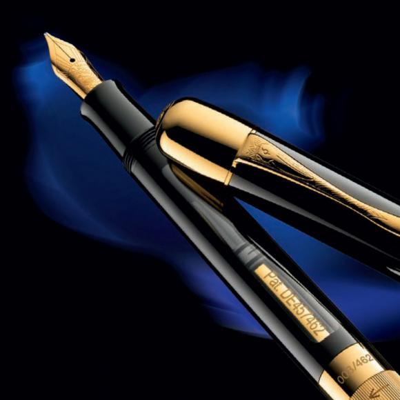 Pelikan-Herzstuck-1929-Fountain-Pen-Black-Resin-Gold-Limited-Edition (4)