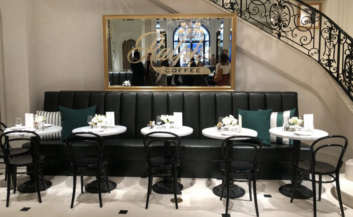 Komunisticka Nemilosrdan Lab Restaurant Paris Ralph Lauren Creativelabor Org