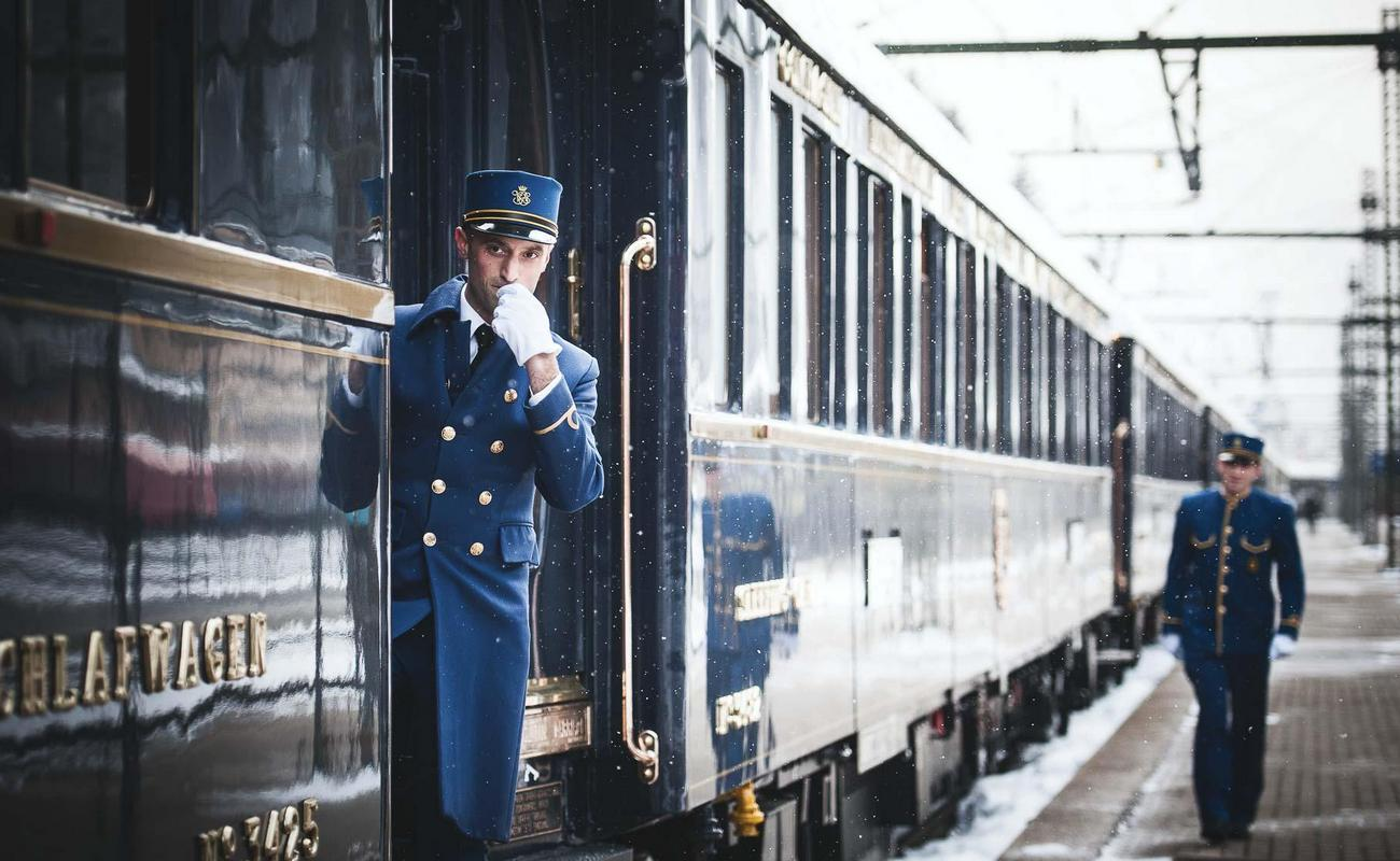 5 reasons why you must travel onboard the Venice Simplon Orient Express once in your life