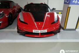 Video Man In China Loses Control Of His 730 Hp Ferrari F12 And