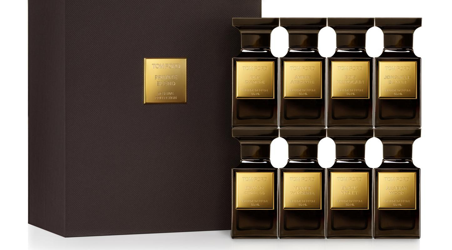 53df8a75c9 Tom Ford unveils Private blend reserve collection that features eight of  the brand's best fragrances