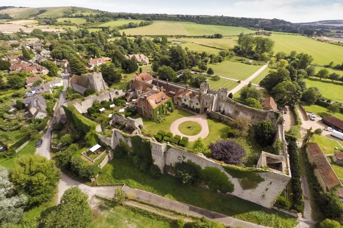Fairy tale castles and medieval manors - Here are 8 of the coolest heritage hotels in England -