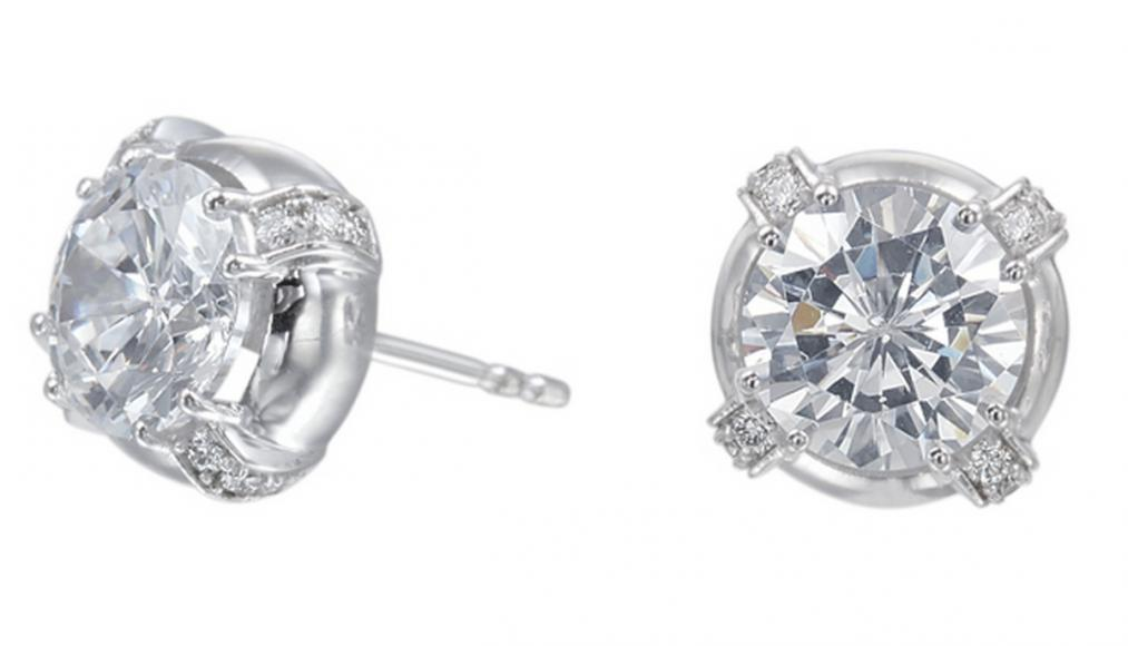 Bentley Jewellery - Everlasting Stud Earrings (1)