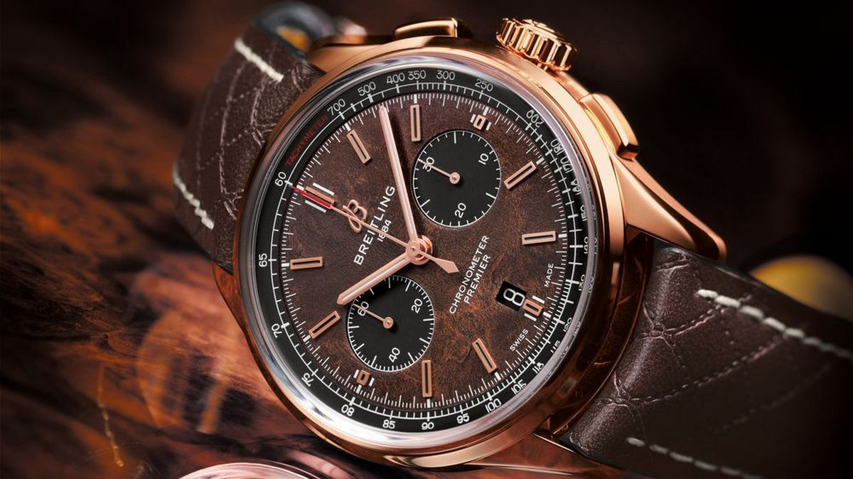 Best Automatic Watches >> Breitling marks the 100th anniversary of Bentley with a ...