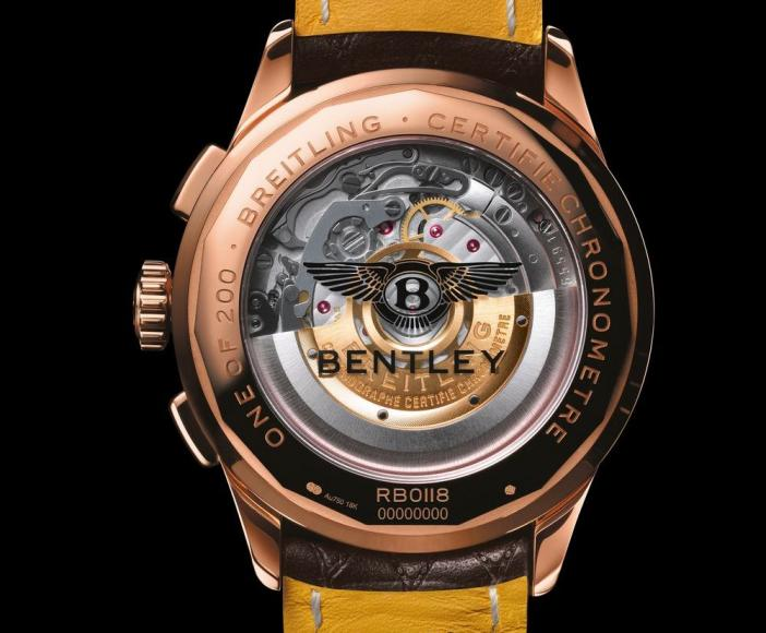 Breitling x Bentley limited edition timepiece (3)