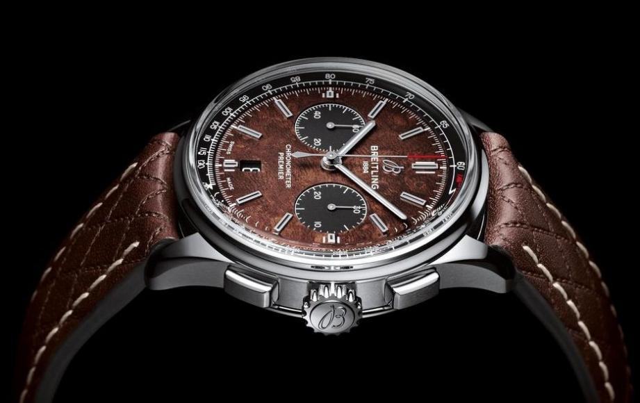 Breitling x Bentley limited edition timepiece (5)
