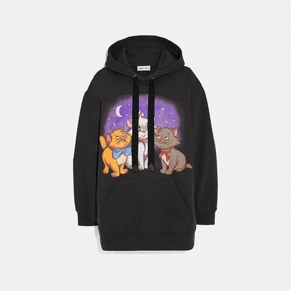 Disney-X-Coach-Aristocats-Oversized-Hoodie