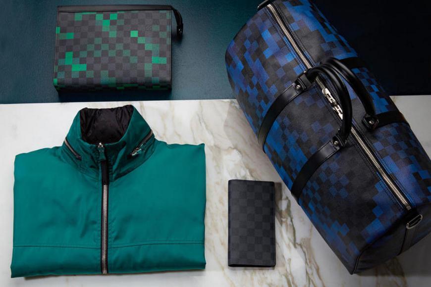 Louis Vuitton Pixel collection (1)