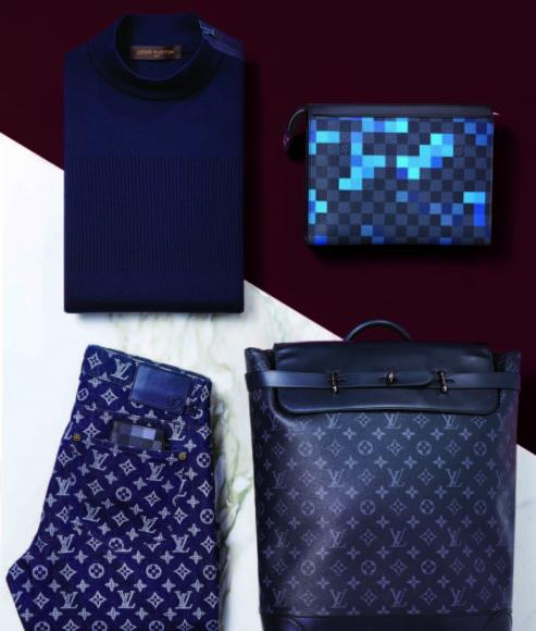 Risultati immagini per Unravelling the coveted Louis Vuitton Pixel collection FOTO