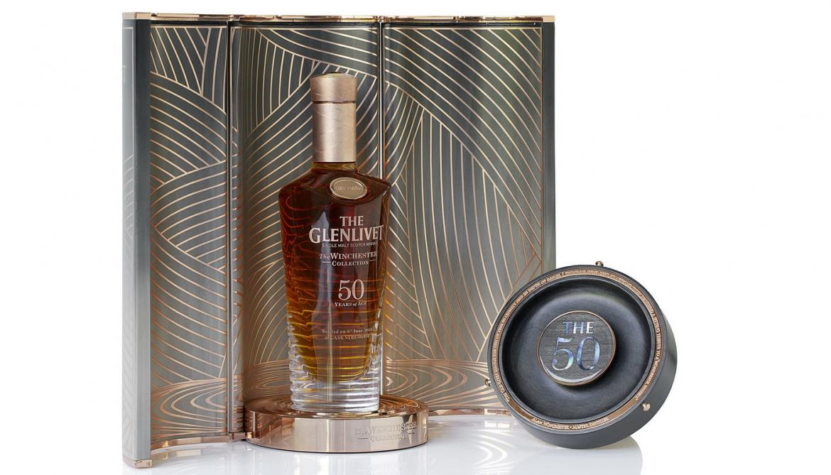 A wine connoisseurs dream: The Glenlivet Winchester Collection Vintage 1967 -