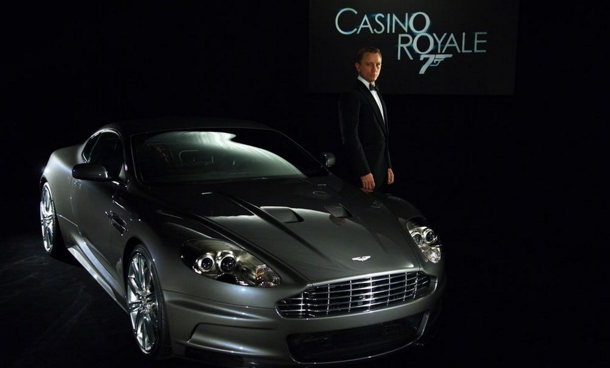 007 will drive a $300,000 all electric Aston Martin in the next Bond movie