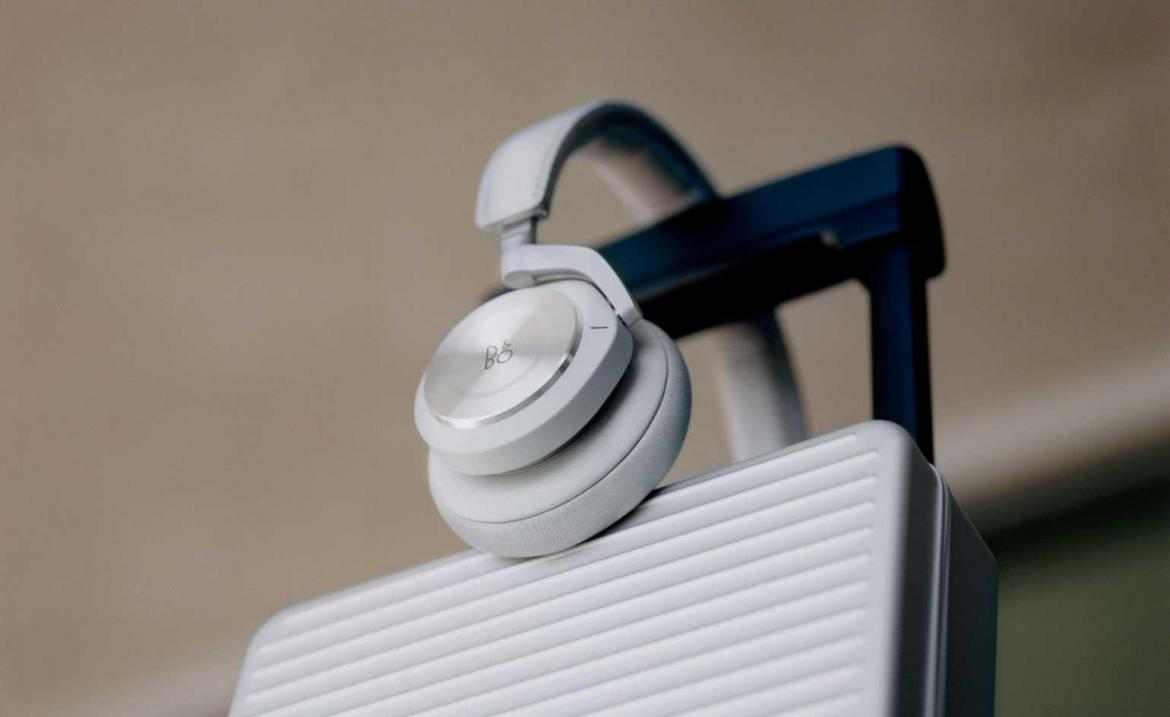 Bang & Olufsen has collaborated with Rimowa for limited edition $900 headphones -