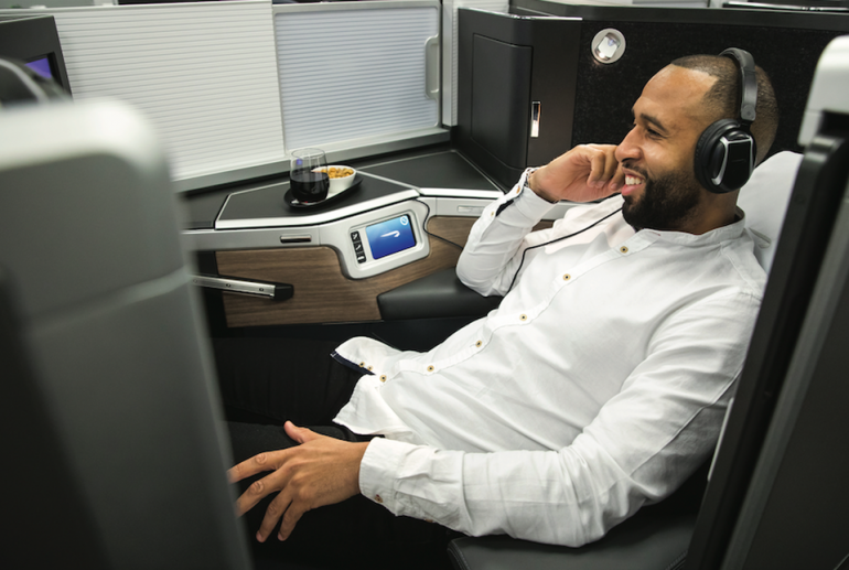 Take That Emirates British Airways New Business Class Cabin Comes Complete With Individual