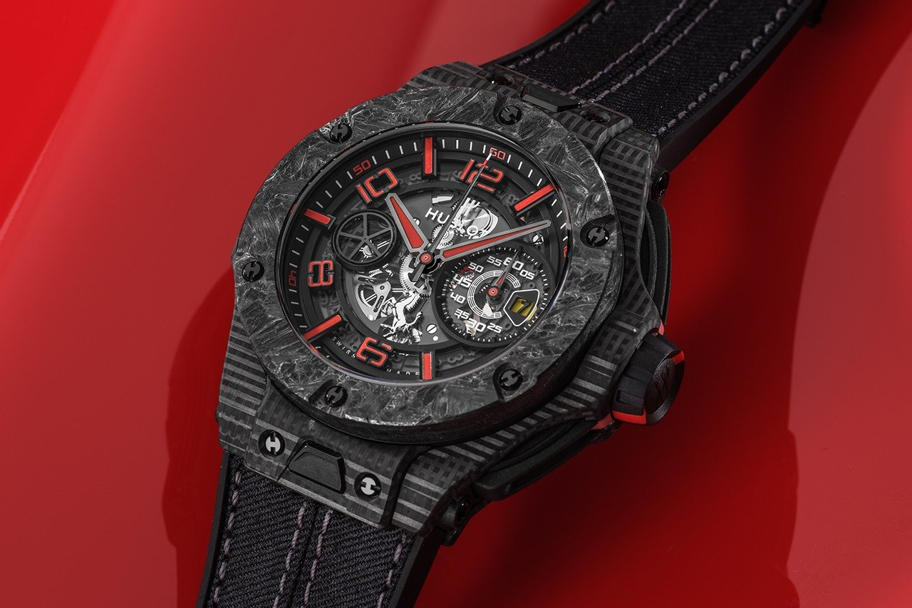 Hublot S Limited Edition Trio Of Big Bang Watches