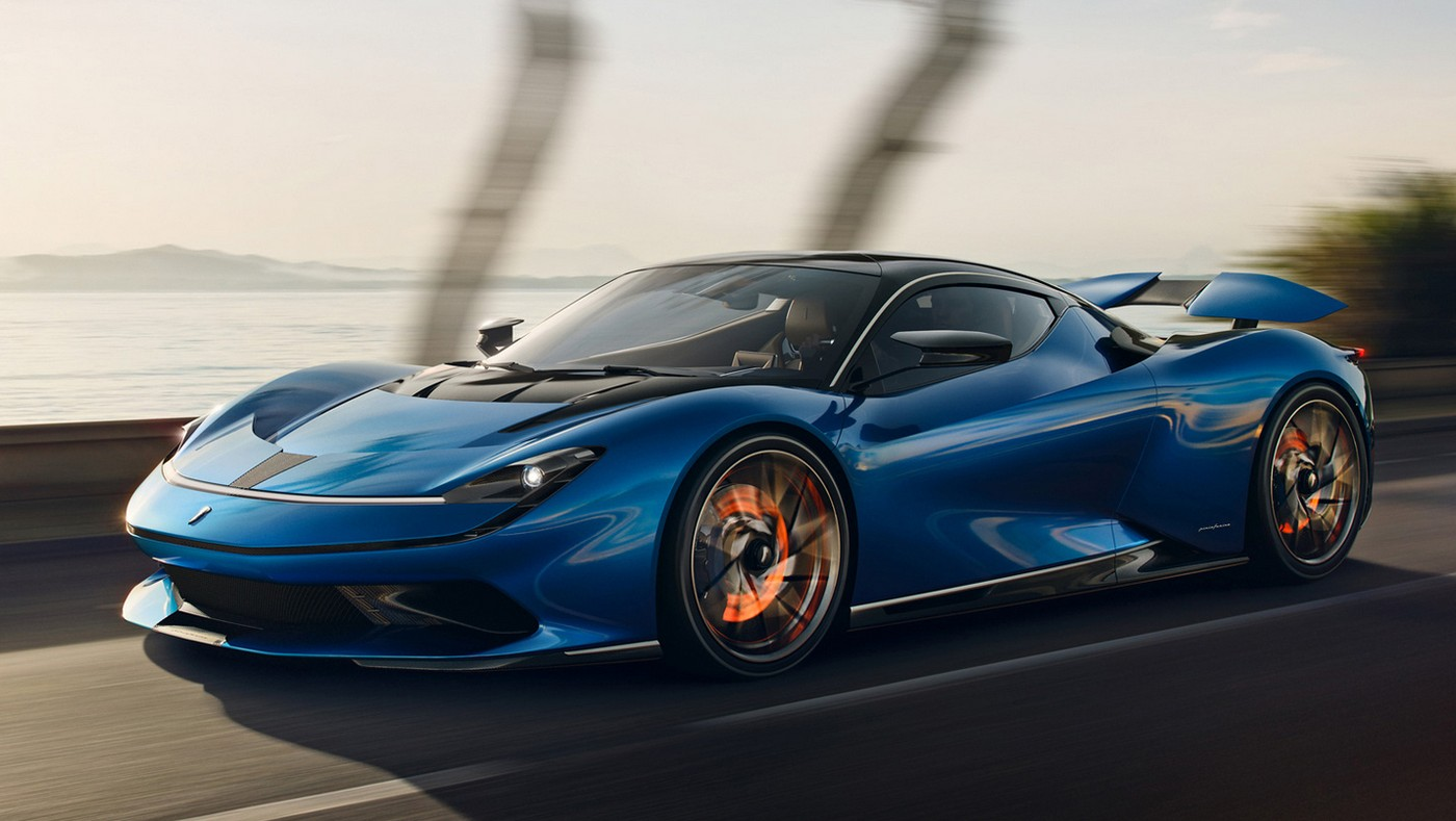 The Pininfarina Batista Electric Hypercar Is The Most