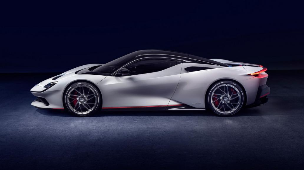 Lithium Ion Car Battery >> The Pininfarina Batista electric hypercar is the most ...