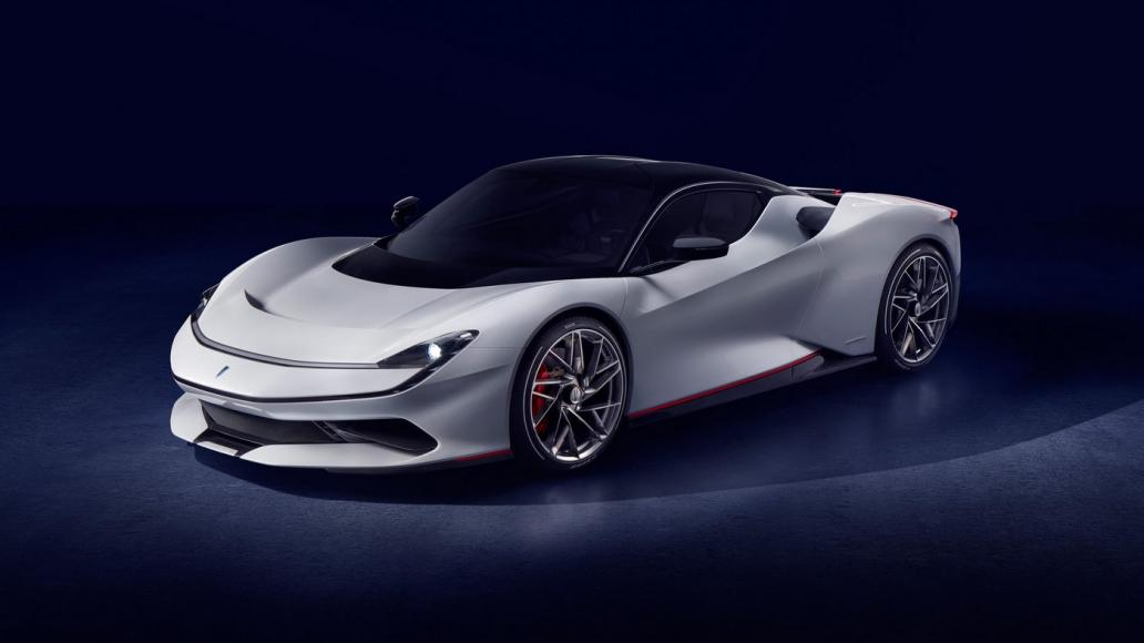 Lithium Battery Pack >> The Pininfarina Batista electric hypercar is the most power production road to come out of Italy