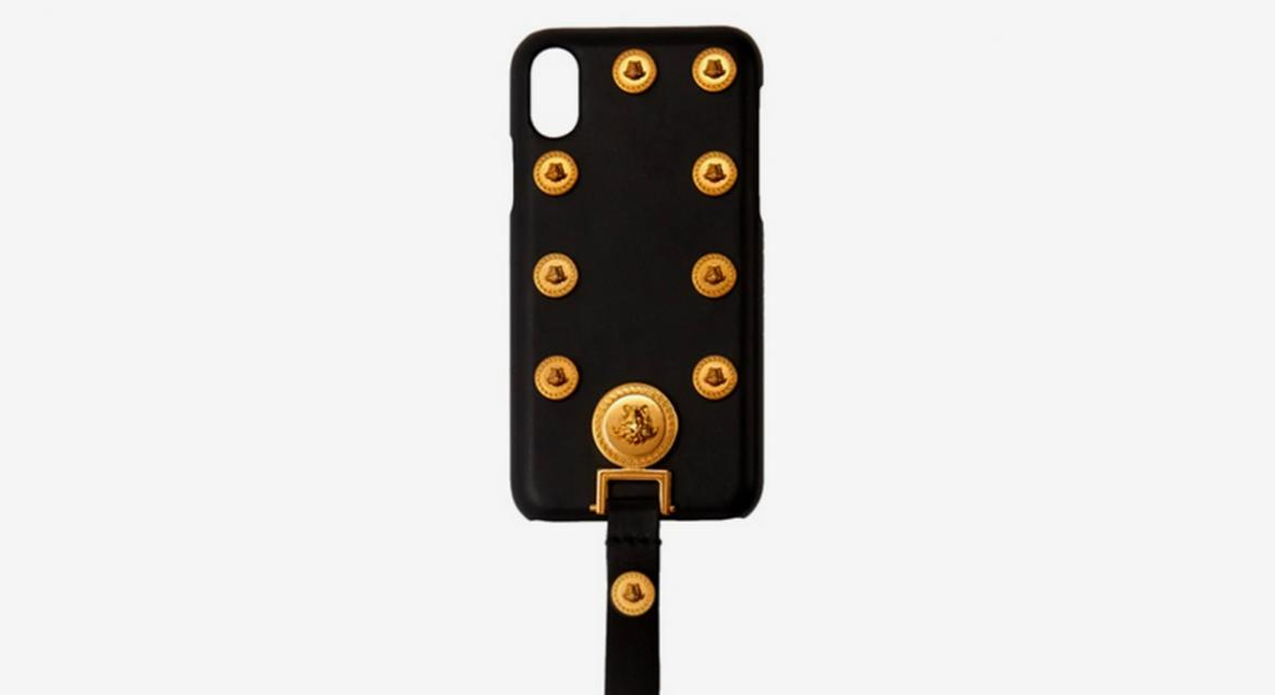 newest 473fd 645be Why Versace's $875 phone case is a luxury accessory you'll hate to ...
