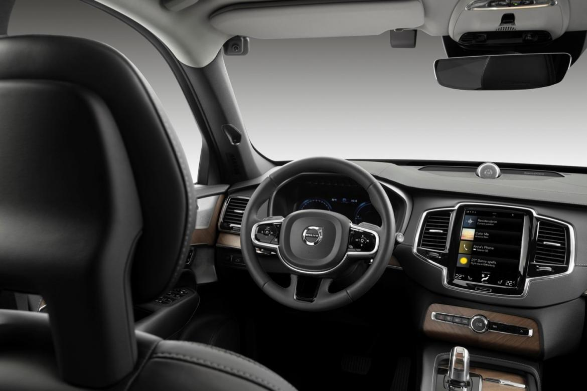 Future Volvo cars will slow down and park themselves if they detect drunk driving -