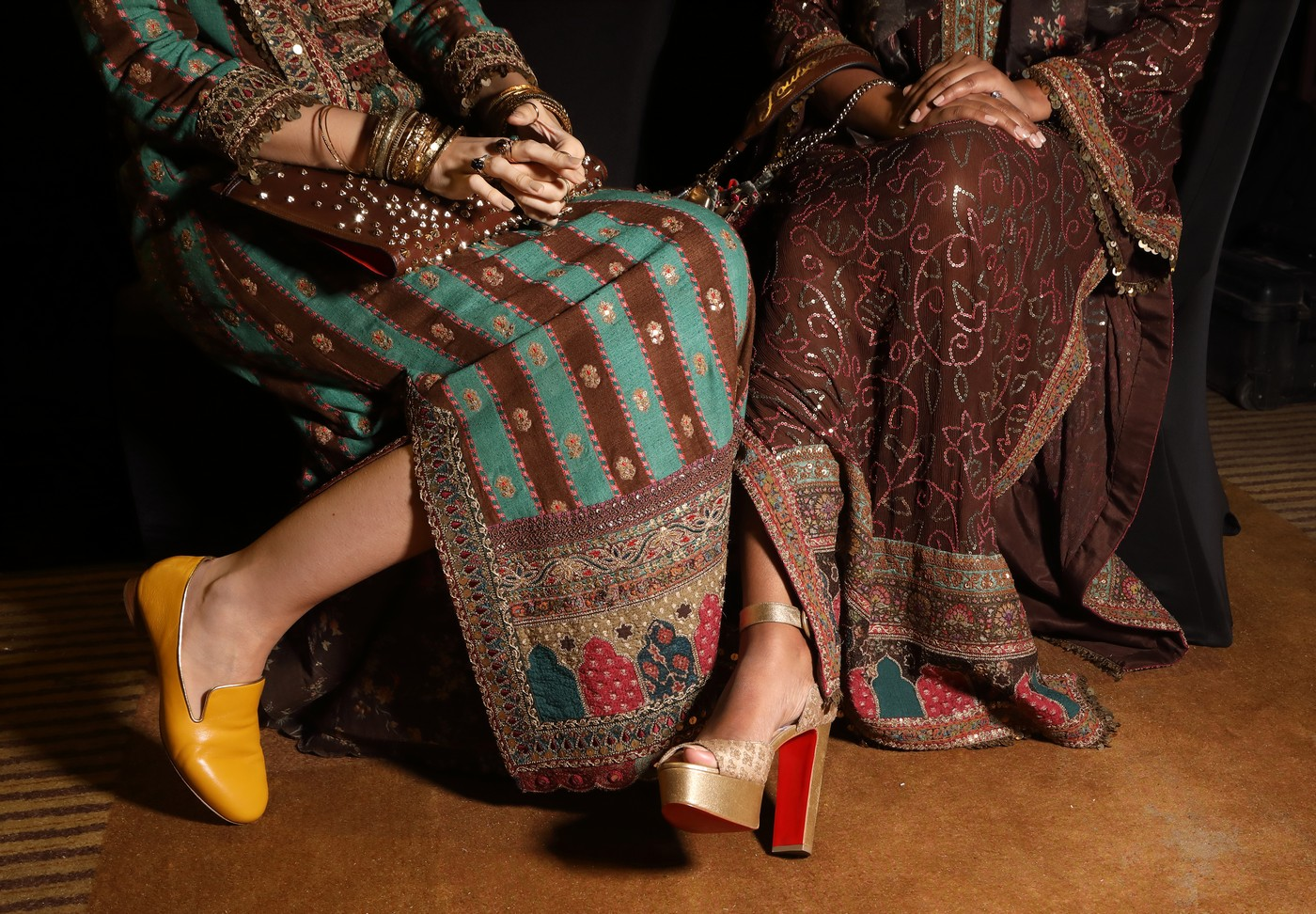 Most Expensive Cars >> Christian Louboutin Partners With Sabyasachi Mukherjee To