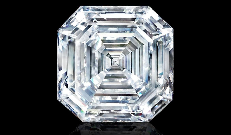 Graff Presents World S Largest Emerald Cut Diamond
