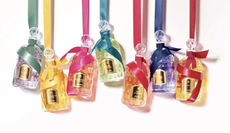 Guerlain's Les Parisiennes perfume essays its love for the British capital -
