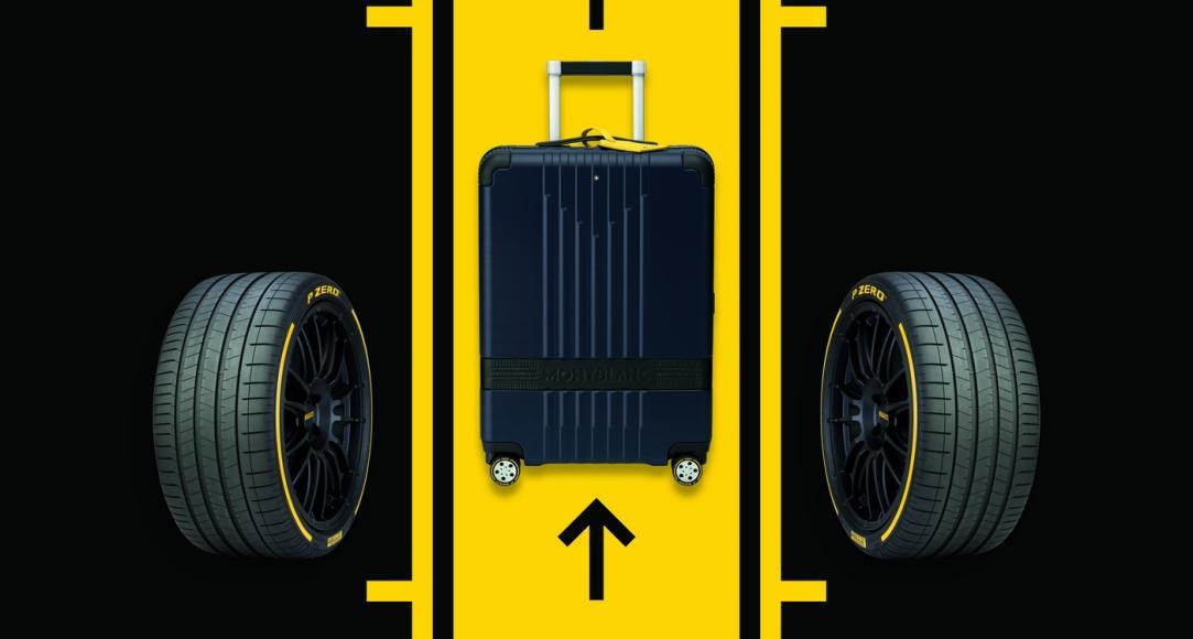 Montblanc x Pirelli trolley collection (1)