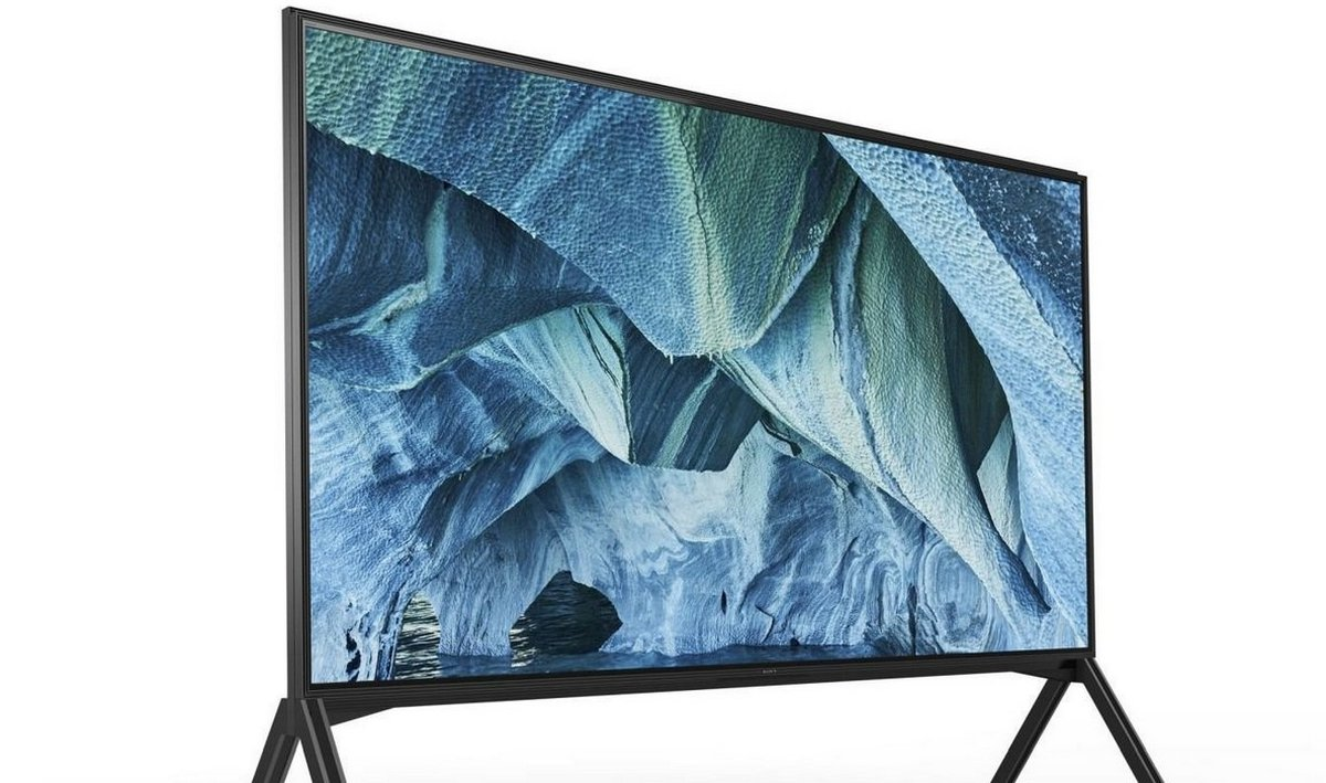 Check out Sony's monstrous 98-inch 8K LED flagship that costs $70,000